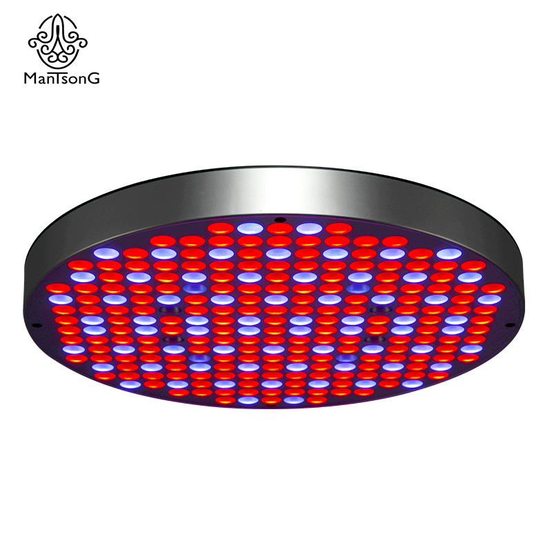 Mantsong 50W LED Grow Light for Tent Plants Hydroponics Plants Flower Fruit Indoor Greenhouse Grow Lamp 1pcs super ufo led grow light 150w hydroponics equipment aquarium indoor grow tent box led lamp for plants coral reef flower