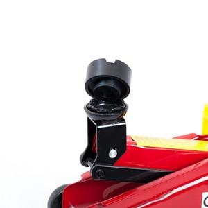 Image 1 - Universal 6.5cm Car Pneumatic jack Rubber Auto Jack Pad Rubber Plate Block Black jacking Car Lift Pad Vehicle Repair Tool