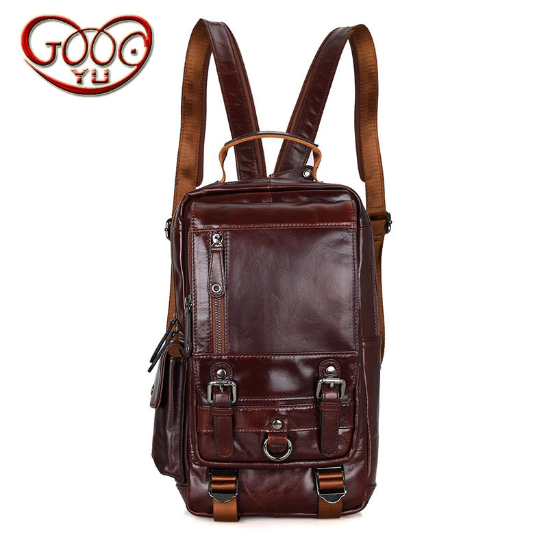 Ladies vertical personality vertical section of the oil wax leather backpack first layer of leather large capacity leisure backp виниловые пластинки joni mitchell ladies of the canyon