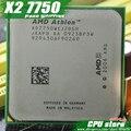 AMD Athlon 64X2 7750 2.7 ГГц Двухъядерный Процессор Socket AM2/AM2 + 940-контактный процессор, 64-бит, 95 Вт L3 = 2 М, бесплатная доставка, продать 7850