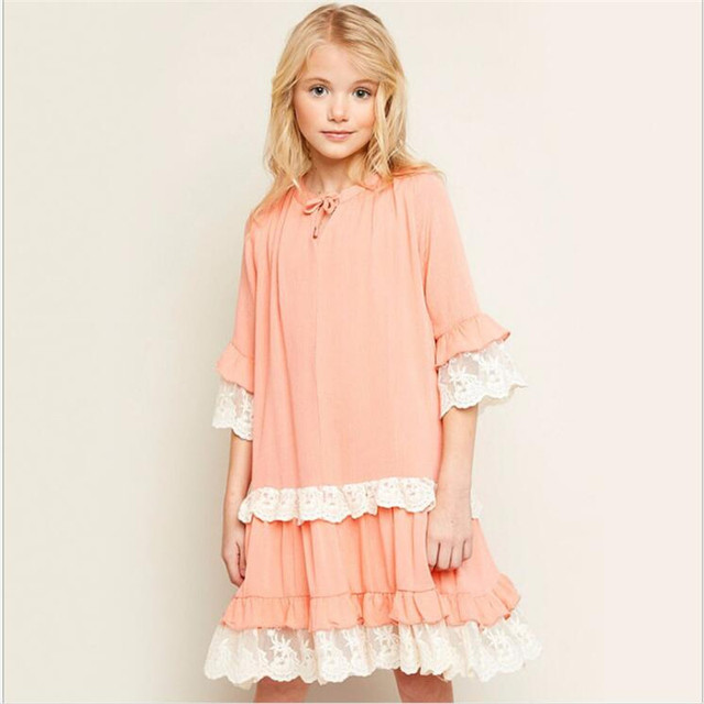 Spring Long Sleeve Dresses for Juniors