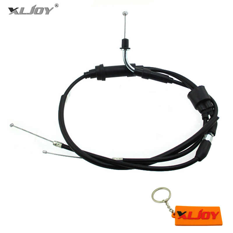 XLJOY Throttle Cable For Yamaha PW50 Y-Zinger 1981-2009 PY50  PW PY Piwi  Peewee 50  1981-2015