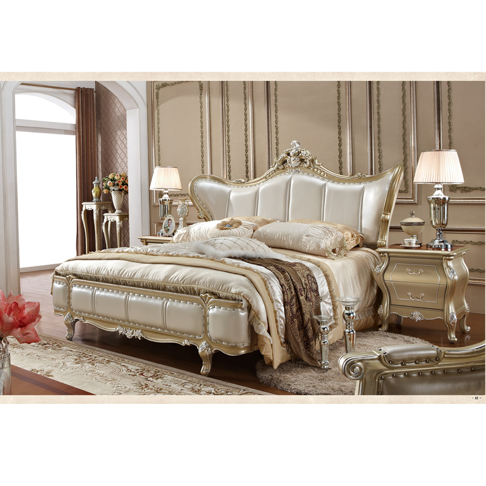 Where To Buy High Quality Furniture: High Quality Classic Wood Furniture Bedroom-in Bedroom