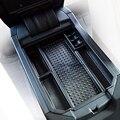 Para Toyota RAV4 2013-2016 apoyabrazos central titular de contenedores caja de almacenamiento bandeja, coche organizador de accesorios, car styling