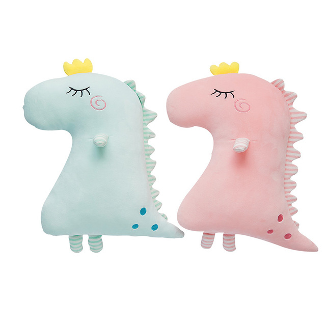 Plush Dinosaur Stuffed To Doll  Soft Pillow Baby Kids Toy Christmas Birthday Gift For Children Girls NTDIZ0002