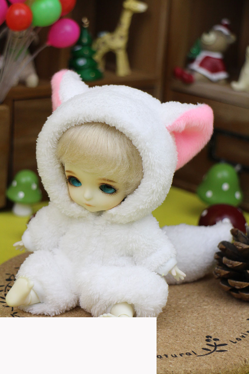 Lovely Chicken Animal Clothes for BB 1//6 YOSD BJD Doll SD Clothes ALB9