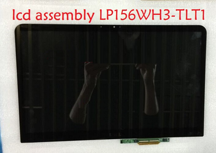 Laptop LCD Touch Assembly for DELL V5470 15R 5535 5537 14R 5528T N5437 LP156WH3-TLT1 N156BGE-L41 B140XTT01.2 Digitizer Panel lp116wh2 m116nwr1 ltn116at02 n116bge lb1 b116xw03 v 0 n116bge l41 n116bge lb1 ltn116at04 claa116wa03a b116xw01slim lcd
