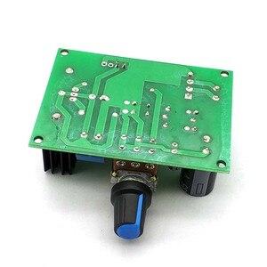 Image 4 - Led LM317 Step Down Power Supply Module Verstelbare Voltage Regulator Ingang Dc 0V 30V Ac 0V 22V Output Dc 1.25V 30V 2A