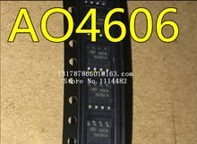 цена на Free Shipping 10 pcs/lot  Original AO4606 4606