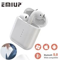 i10 TWS Bluetooth Earphone Wireless Headphones 5.0 Wireless Bluetooth Headset Earbuds Touch Control headset For All Smart Phone