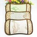 Novas crianças moda infantil verão fresco travesseiros memória travesseiro Linho grama chá de bebê infantil criança recém-nascidos acessórios de cama