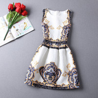 HOT SALE Latest Summer Women S Dress Female Leisure Fashion And Personality Plus Size Vestidos Dresses