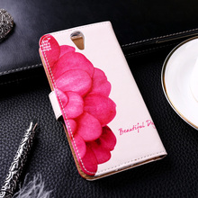 Luxury Flip PU Leather Cases For Lenovo Vibe S1 Lite Lenovo S1La40 5.0 inch Cover with TPU Shell Flip Holder Phone Bags Housing
