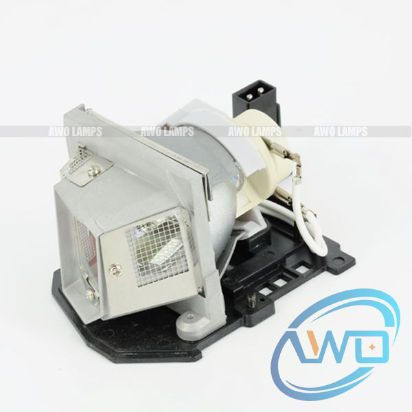 free shipping 100% Original bare lamp with housing for Projector SANYO PDG-DSU30 Projector free shipping bulk projector lamp elplp66