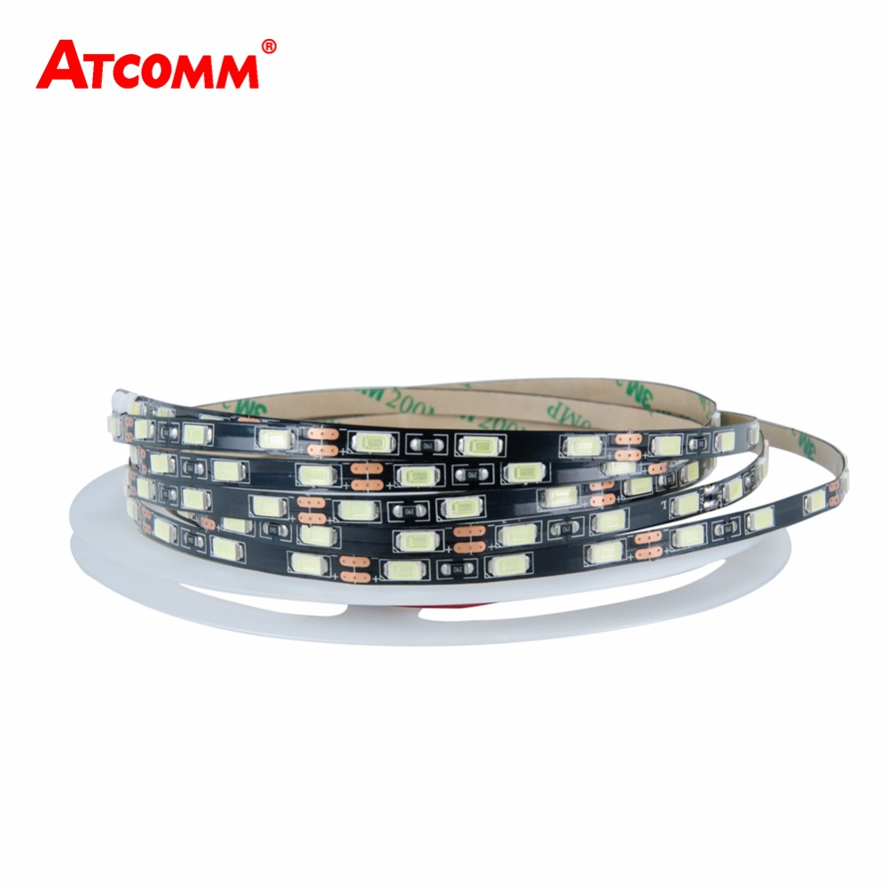 5730 Ultra Narrow LED Strip Light 12V 5mm Width IP33 IP65 LED Diode Ribbon Tape Light 300 LEDs/5 Meters White Red Green Blue f5 5mm led blue light emitters set white 5 pcs