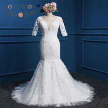 Rose Moda Mermaid Wedding Dress Wedding Dresses with Back