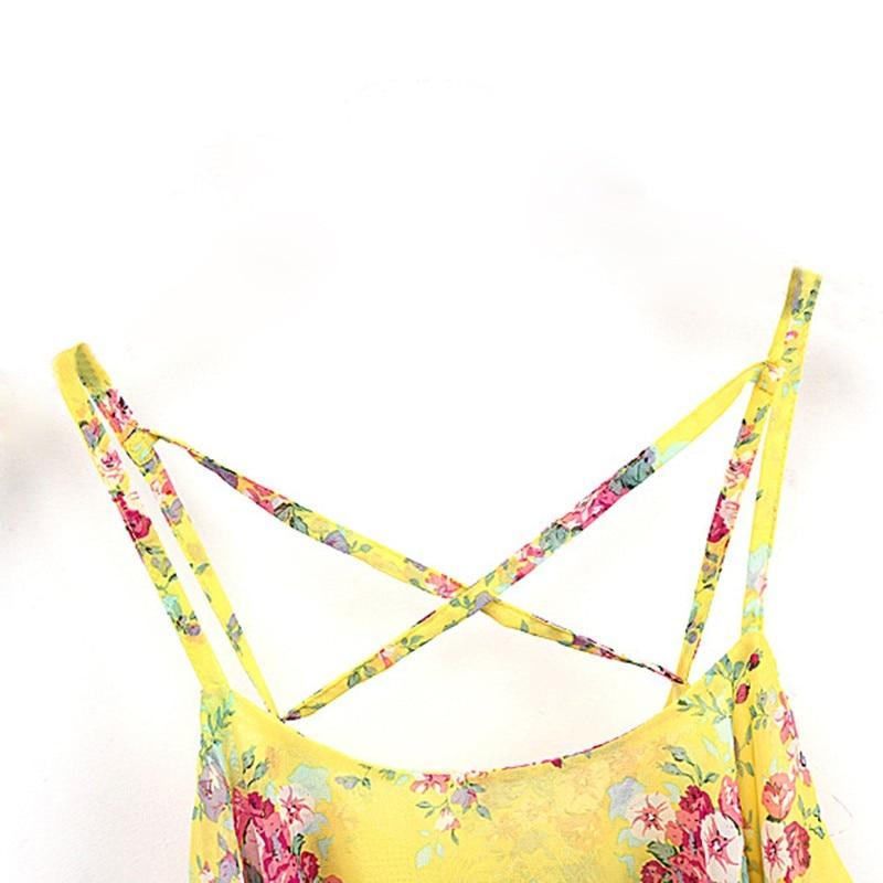Camisas de mujer Camisetas sin mangas Ropa de verano Correa de - Ropa de mujer - foto 6