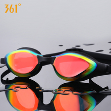 361 New Unisex Swimming Goggles Waterproof Anti Fog HD View Adult Swim for Pool Summer Competitive Sport Eyewear