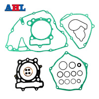 Motorcycle Engine Parts Complete Cylinder Gaskets Kit For KAWASAKI KXF250 KX250F 2009 2016 Stator Cover Gasket