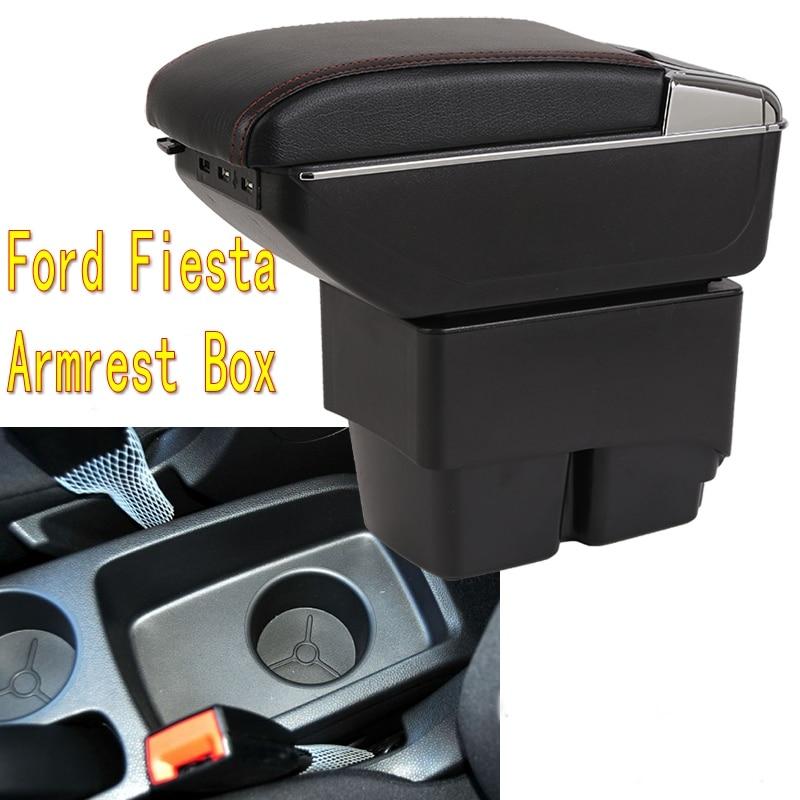 Fiesta 3 MK7 için kol dayama kutusu El anahtarı dişli merkezi - Araba Parçaları - Fotoğraf 2
