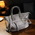 2017 Tassel Casual Luxury Famous Brands High Quality PU Leather Women Shoulder Hobos Totes Purses and Handbags Messenger Bags