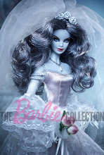 Limited edition of Fashion Girl dolls,Haunted Beauty Zombie Bride Corpse Bride doll Christmas gift for girl