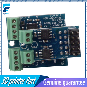 Image 4 - 1 Set Cloned PT100 Daughter Board Allowed PT100 Temperature Sensors + Thermocouple Daughter Board For The DuetWifi Duet Ethernet