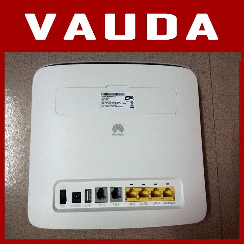 Unlock and Original Huawei E5186 4G LTE Router Huawei E5186s 61a PK B593 Free 2pcs Antenna