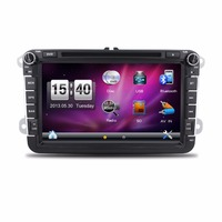 KLYDE 8 2 Din Wince Car Radio For VW Universal Car Multimedia Player Audio Stereo