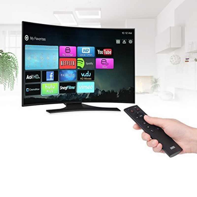 Профессиональный T9 2,4 ГГц Беспроводной Fly Air Мышь Android дистанционного Управление для Tv Box Mini PC Andriod коробка