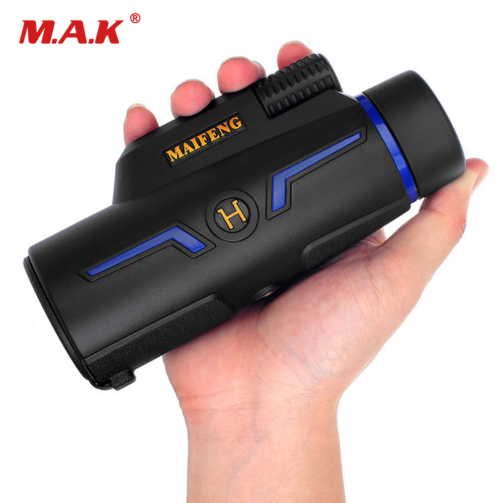 Monocular Telescope High Magnification 10x42 Low Light Level Night Vision Waterproof for Hunting Shooting 8 10x32 8 10x42 portable binoculars telescope hunting telescope tourism optical 10x42 outdoor sports waterproof black