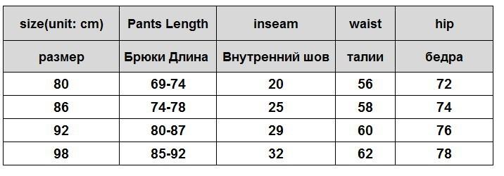 topomini grey winter ski pants size chart