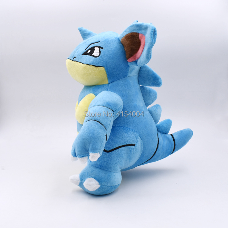 12 quot 30 cm Anime Nidoqueen Japanese Animal Action Figure Dolls Stuffed Peluche Plush Baby Toys Christmas Gift For Children in Movies amp TV from Toys amp Hobbies