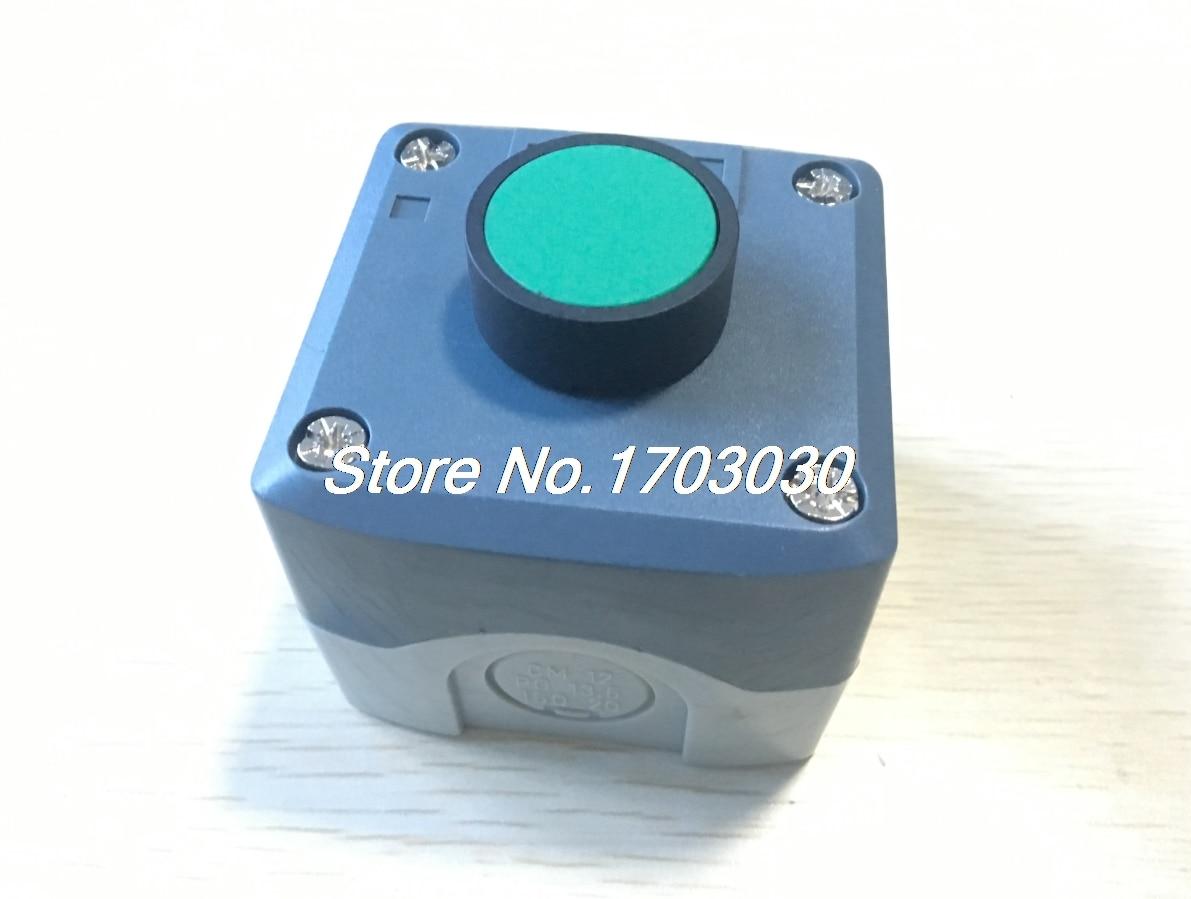 Plastic Shell SPST Momentary Green Flat Push Button Switch 240V/3A  [vk] 1241 3257 switch push spst no 100ma 42v switch