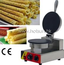 Commercial Use Non-stick 110v 220v Electric Egg Roll Maker Machine Baker