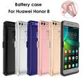 4000 mah power bank case for huawei honor 8 carga da bateria caso a energia da bateria de backup externo case capa para huawei honor 8