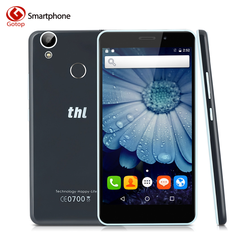 THL T9 Pro Smartphone 5.5 Inch Android 6.0 MTK6737 Quad Core Mobile Phone 2 GB RAM
