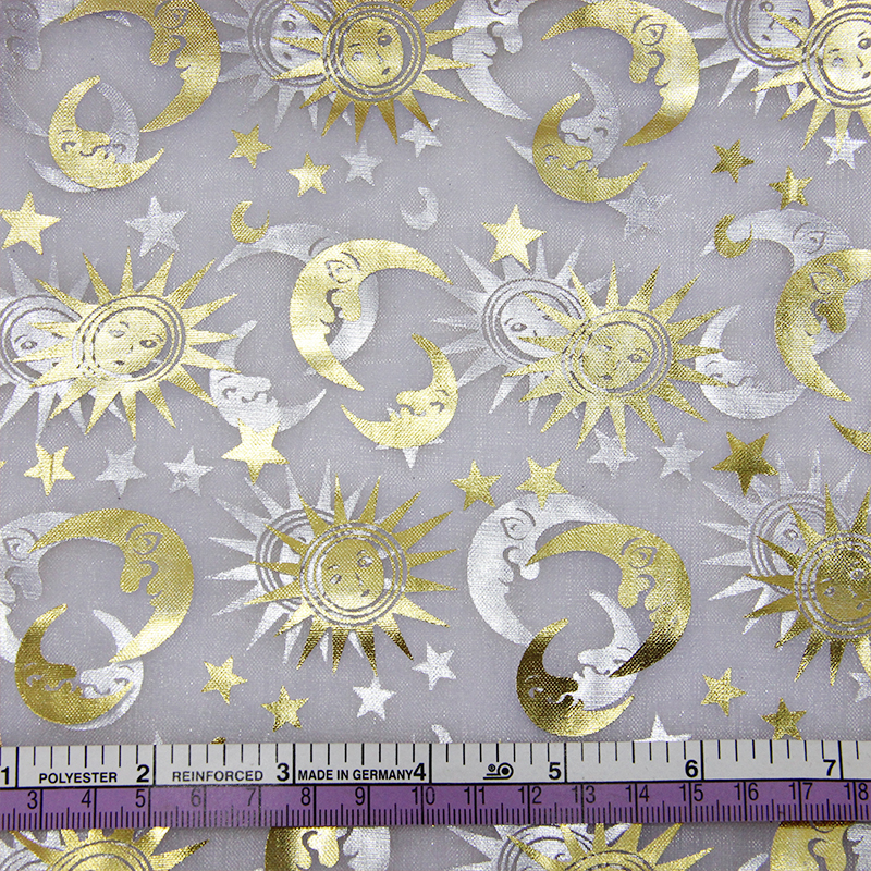 Popular sun moon fabric buy cheap sun moon fabric lots for Sun moon fabric