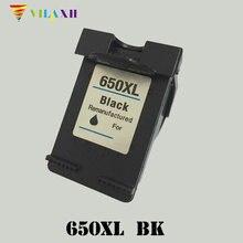 For HP 650 Black Ink Cartridge for XL Deskjet 1015 1515 2515 2545 2645 3535 4645 Printer