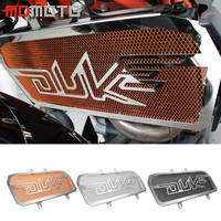 For KTM Duke 125 200 390 duke125 Motorcycle Accessories Parts Stainless Steel Radiator Grill Guard Cover Protector Cnc Motorbike