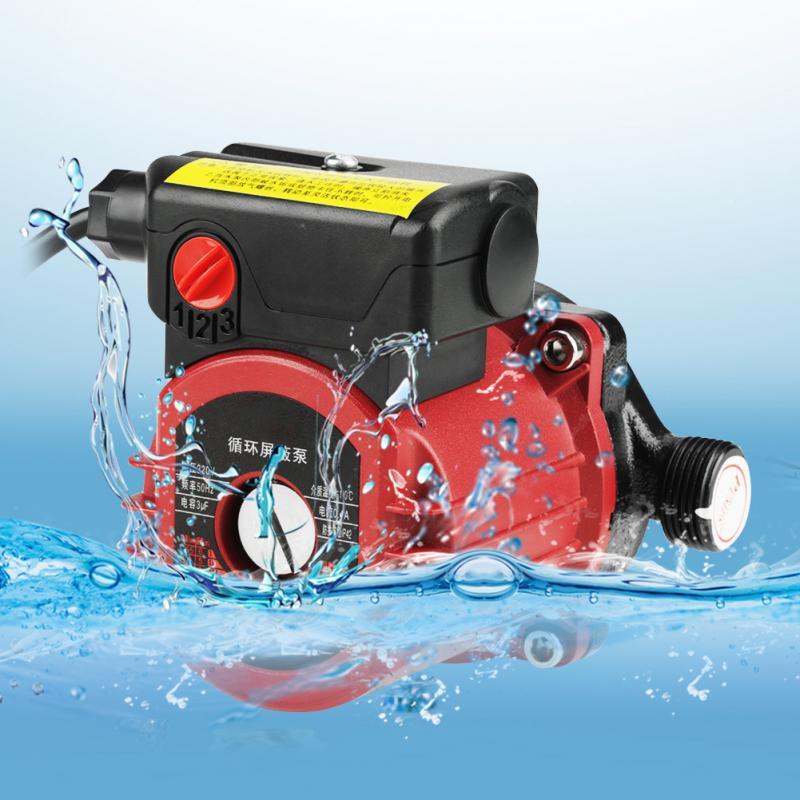 220 V 100 W G3/4''Thread pompe à eau de Circulation à haut rendement pour chauffe-eau solaire