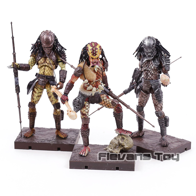 Hiya Toys Exquisite Mini Predator 2 City Hunter Shadow Guardian Predator 1/18 Scale PVC Action Figure Collectible Model Toy