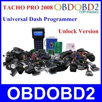 Unlocked version 2008.07 Tacho pro 2008 Odometer Correction Universal Dash Programmer 2008 Tacho Pro