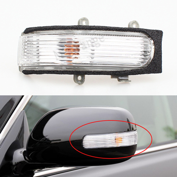 цена на Car Styling Rearview Mirror Turn Signal Light Lamp For CAMRY 2006 2007 2008 2009 2010 2011 For VIOS 2008 2009 2010 2011 2012
