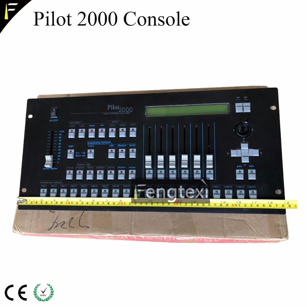 Pilot 2000 Console DMX512 Computer Light Console Moving Head Light Controller