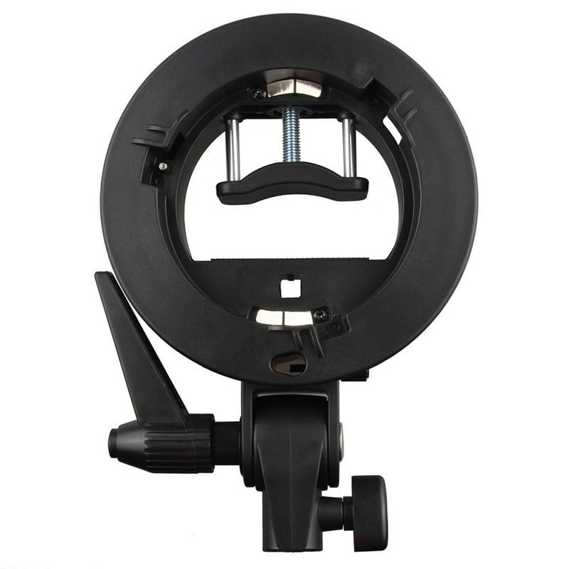 Godox S-type support Bowens S support de montage pour T + L vitesse anneau Softbox Speedlite Softbox beauté plat réflecteur parapluie