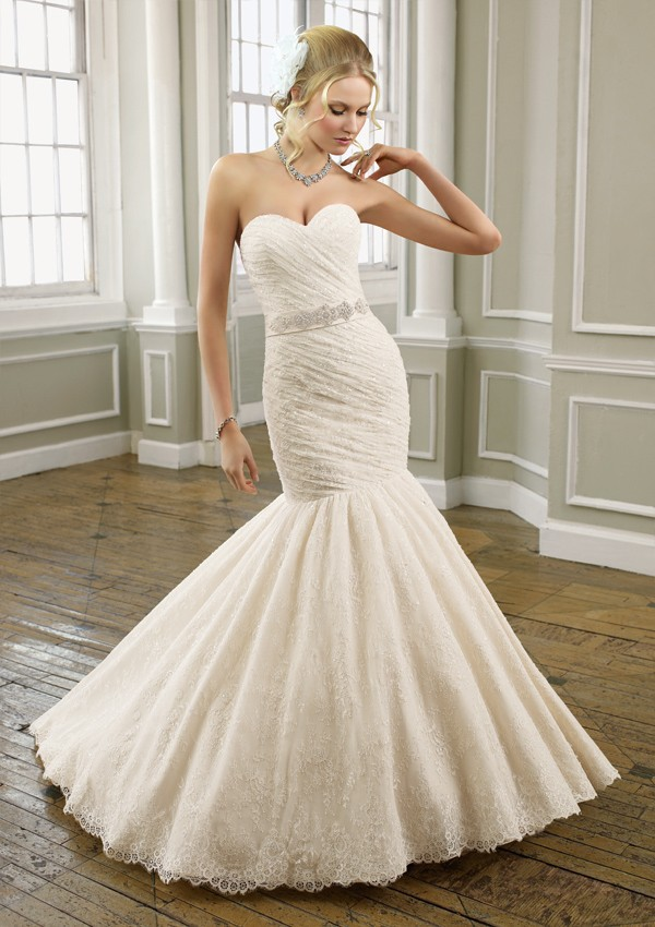 mermaid style wedding dresses page 42 - clothing