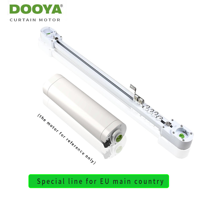 High Quality Customizable Super Quite Electric Curtain Track for DT52S E KT320E DT360E elctrical Curtain Motor