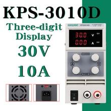 Wanptek DC Power Supply KPS3010D Variable 30V 10A Switching  Power Supply Regulated transformers Adjustable Digital transformer цены онлайн