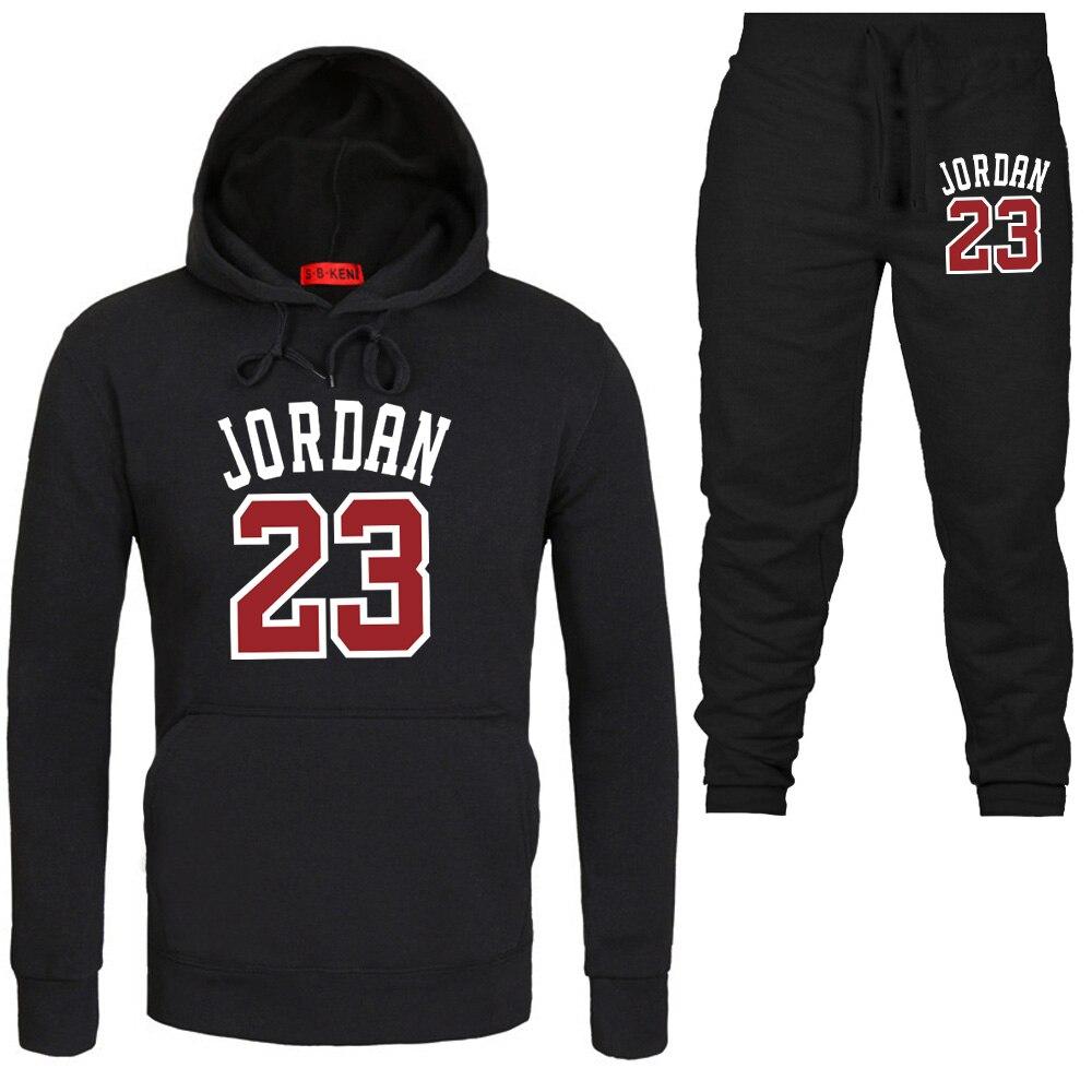 c61d84df14ed New 2019 Brand New Fashion JORDAN 23 Men Sportswear Print Men Hoodies  Pullover Hip Hop Mens